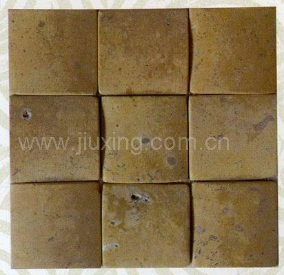 长方形面包砖铺设图案效果图