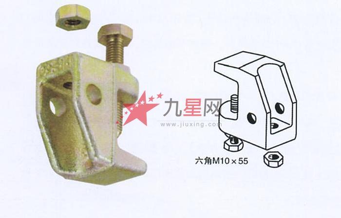镀锌c型钢广泛用于钢结构建筑的檩条
