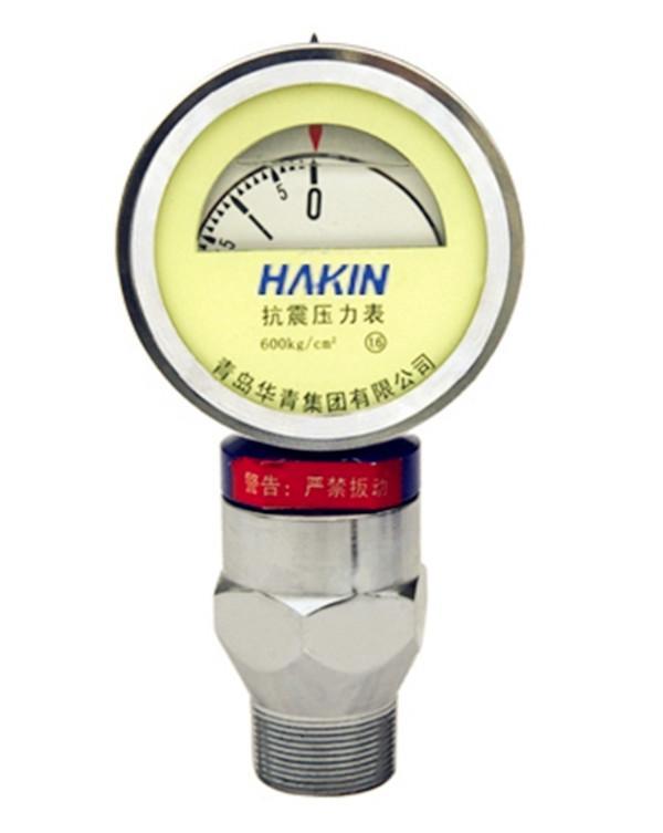 yk-100型抗震压力表