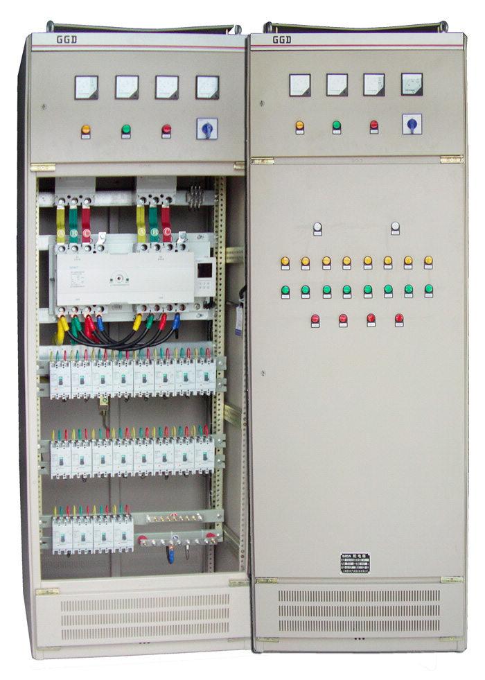 施耐德动力柜 双电源配电柜 强电箱_施耐德_xl-21
