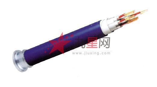 本质安全防爆电路用集散型仪表信号电缆gl-003