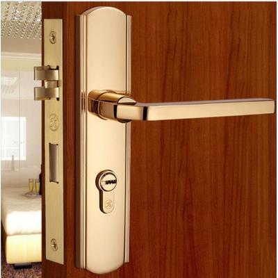 星贸五金室内卧室房门锁实木门锁