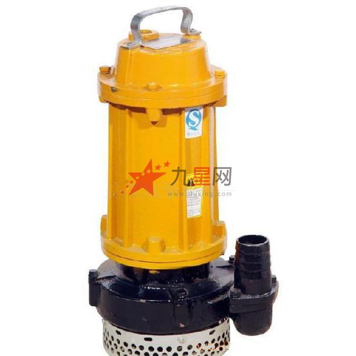 潜水泵的基本参数   包括流量