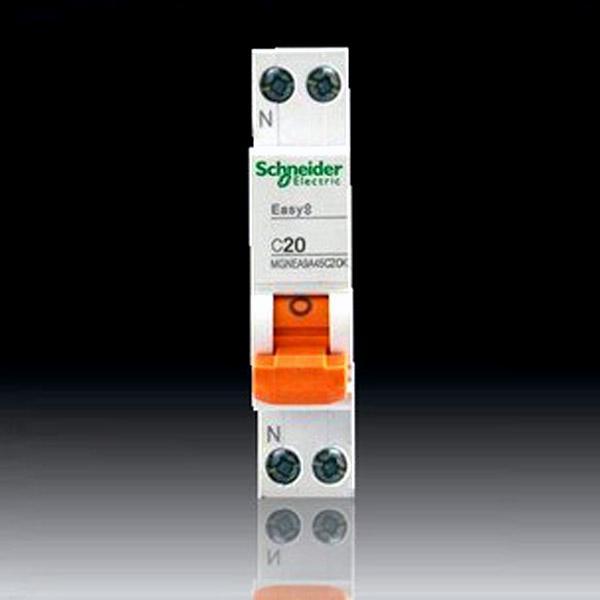 建筑工程电器 断路器 > 空气开关断路器单片双进双出20 dpn 20a 空开