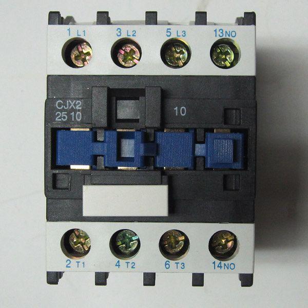 cjx2-2510 380v交流接触器