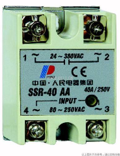 固态继电器ssr-05~80