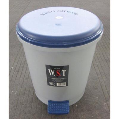 脚踏式垃圾桶_乐锋_塑料制品系列
