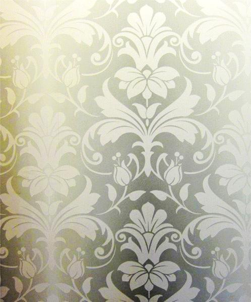 欧式花纹墙纸