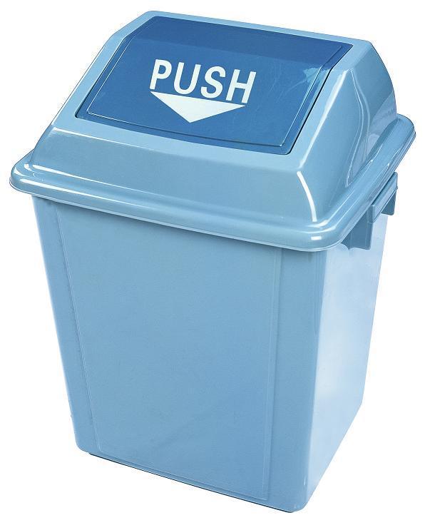 25l方形垃圾桶_白云清洁