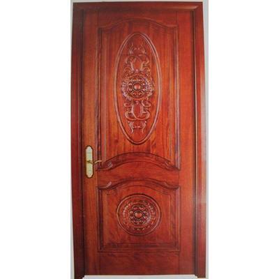 新古典主义风格 欧式复古实木烤漆门018