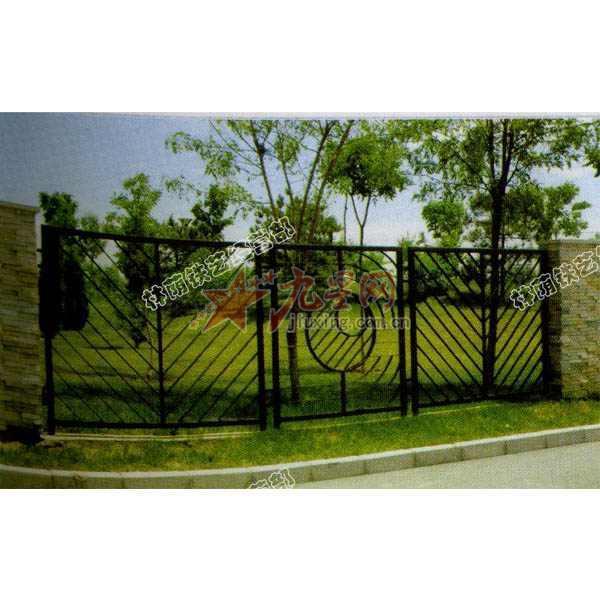 上海市闵行区林荫铁艺经营部; 铁艺围栏_铁艺围栏图片,欧式铁艺围栏