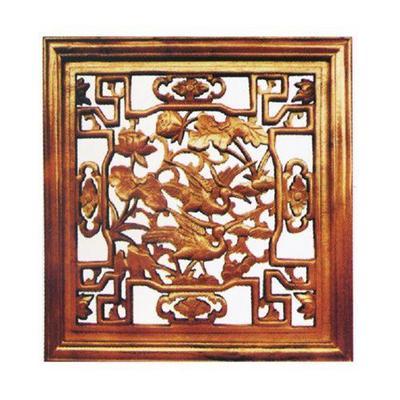 精品木雕窗花jl-8