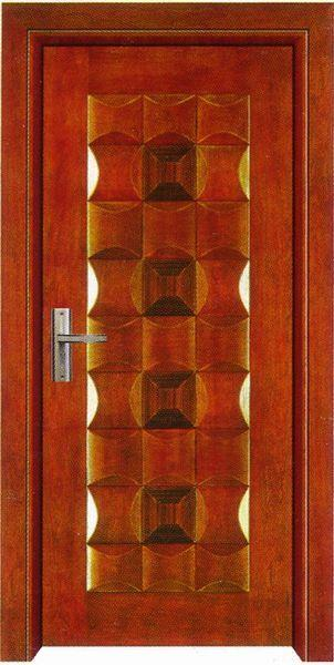 威峰木制品 欧式实木复合烤漆门wf-913