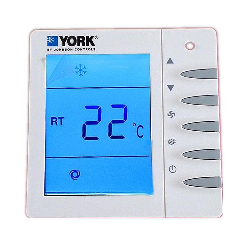 约克温控面板,液晶面板,空调温控器