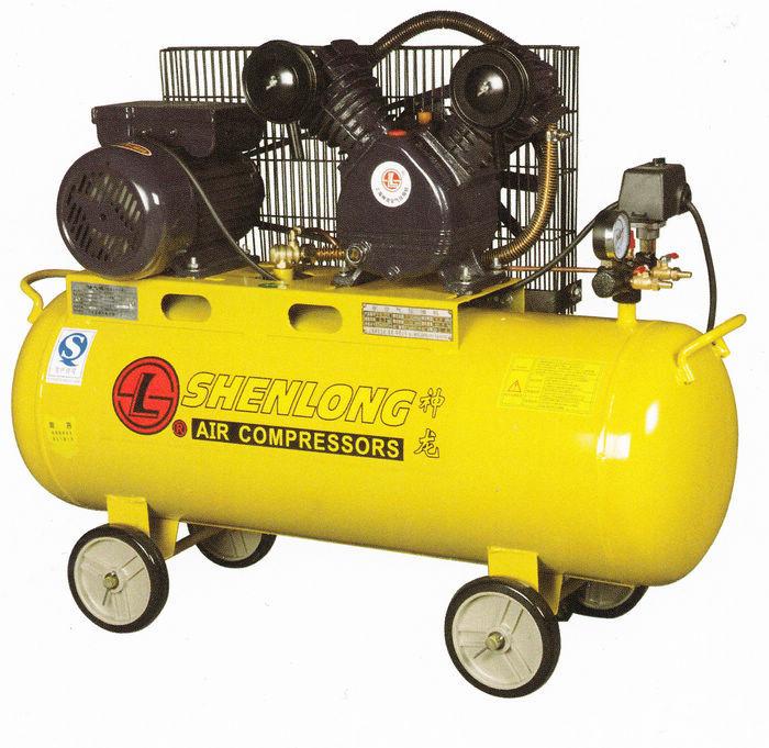 微型往复活塞式空气压缩机