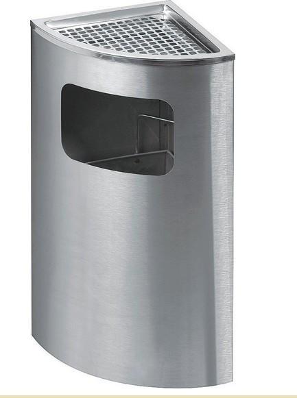 扇形烟灰桶/不锈钢烟灰桶/不锈钢垃圾桶/环保桶/清洁