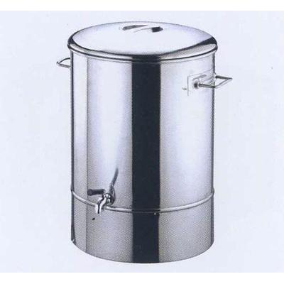 豪华型不锈钢茶水桶250x350