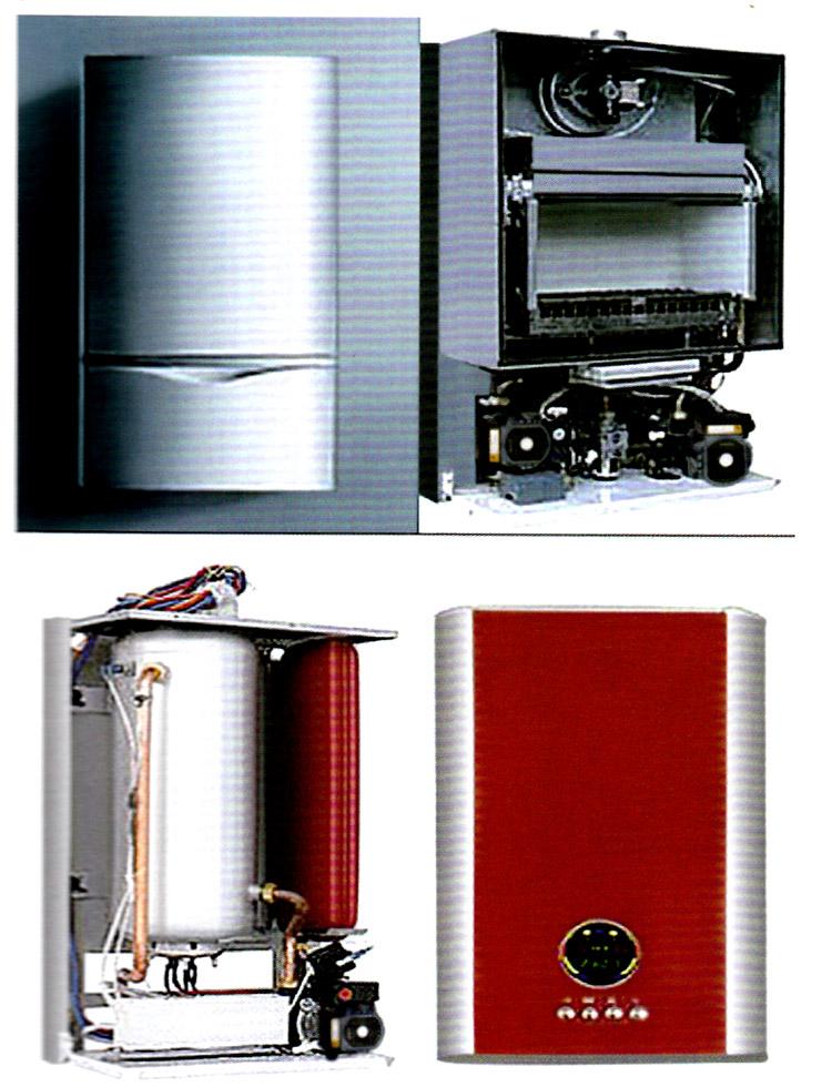 新界bps-b自动排气壁挂炉循环泵图片