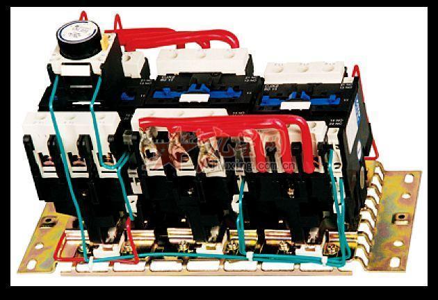 人民电器 qjx2(lc3-d)系列星三角起动器