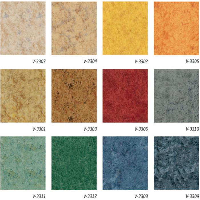 美博 大巨龙 弹性地板 商用地板系列 auerong 欧亚龙型号:v3301