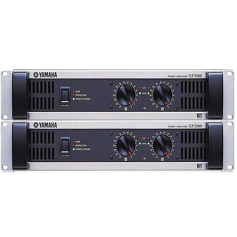 雅马哈 xp2500 专业舞台功放
