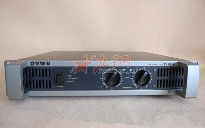 雅马哈 p2500s 专业舞台功放