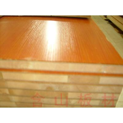 免漆木工板 18mm苹果木