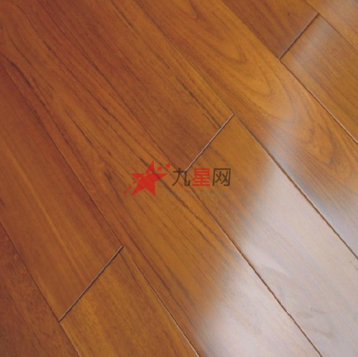 申呈柚木王实木地板 摘亚木木地板 原木