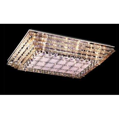 欧普灯具 欧普水晶灯系列 jc005现代简约高档水晶图片