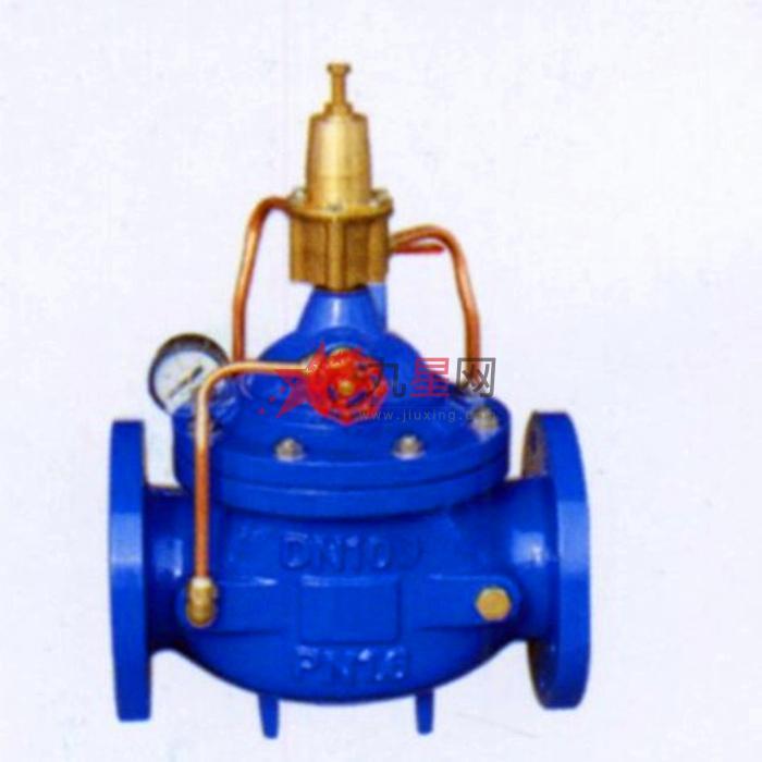 泄压阀结构主要有两大类:弹簧式和杠杆式