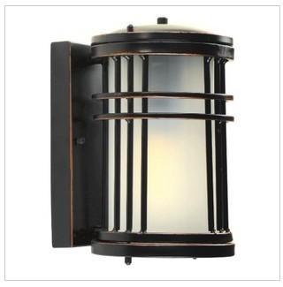 花园别墅小区家装小江南现代简约欧式户外壁灯