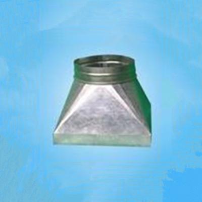 白铁/镀锌板加工制作 白铁通风管道