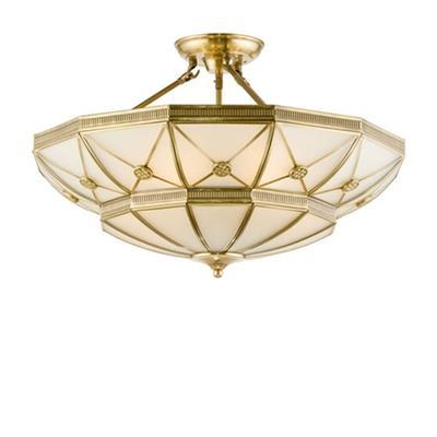 高档欧式全铜灯具青古铜客厅吊灯卧室灯餐厅灯