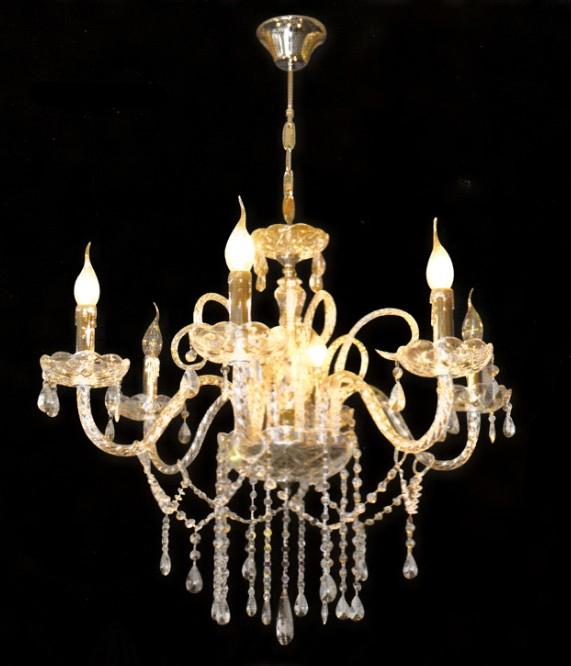 欧式吊灯 奢华水晶客厅吊灯