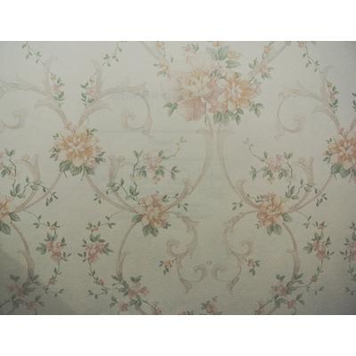 田园小碎花-田园墙纸-欧式小花-卧室沙发客厅书房
