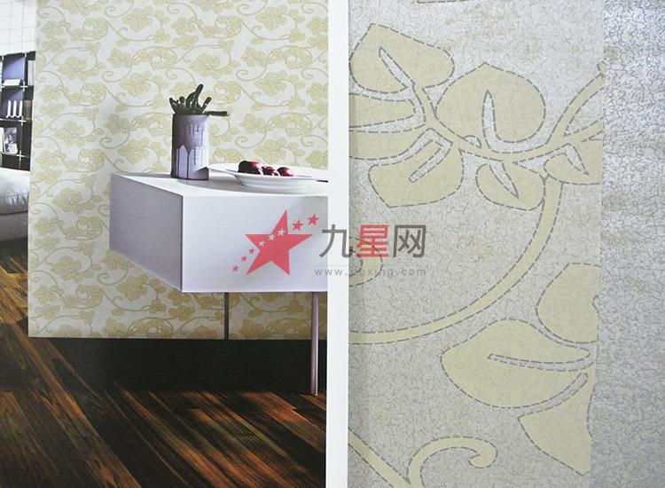 线型花卉图案欧式简朴背景墙纸客厅餐厅卧室图片