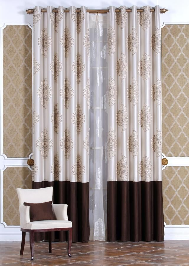 奥坦斯 新中式新古典现代 定制窗帘