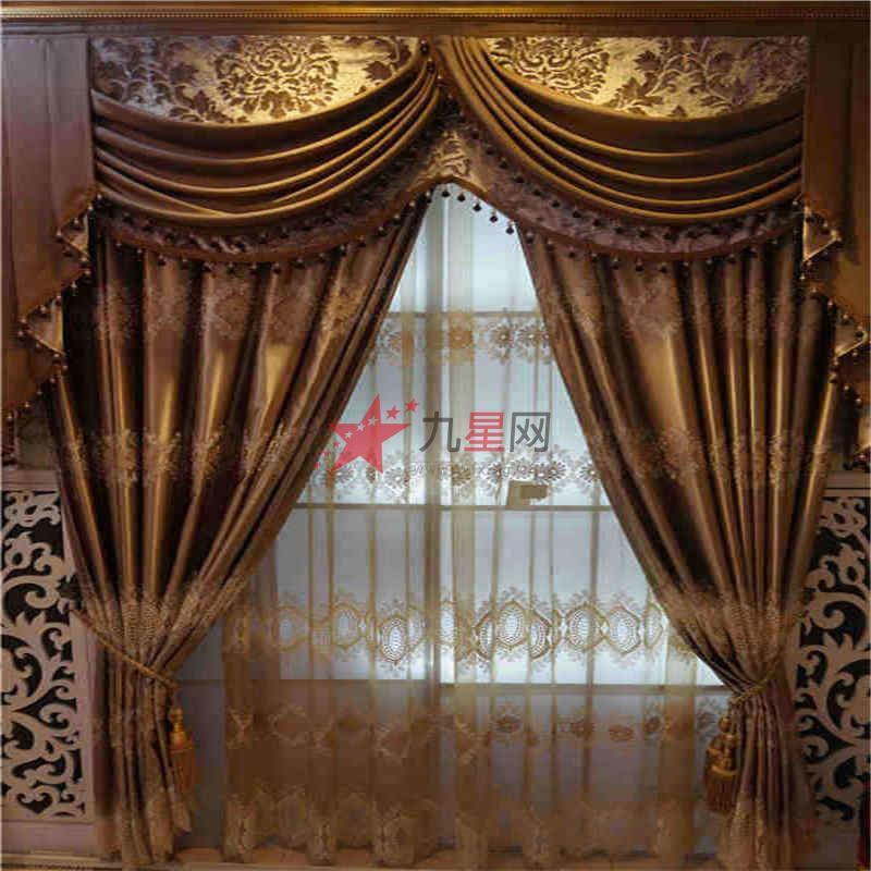 欧式, 中式, 美式田园, 英式田园, 雅致风格, 地中海式 窗帘的选购图片