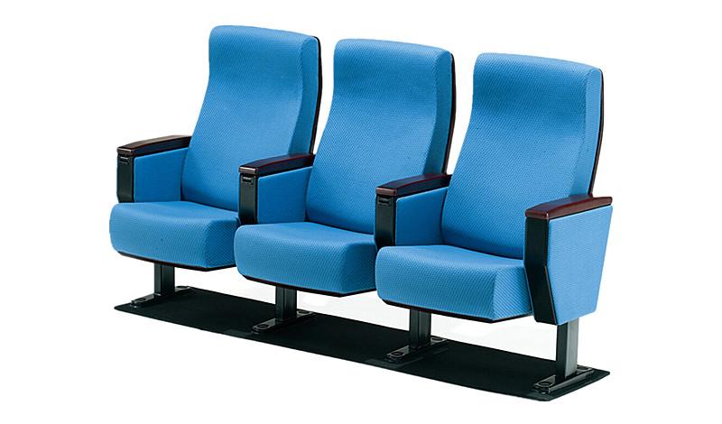 天蓝色的欧式家具图