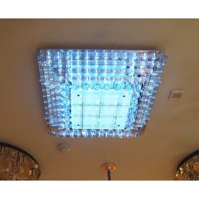 欧普灯具 欧普水晶灯系列 8095-25 现代简约高档水晶图片