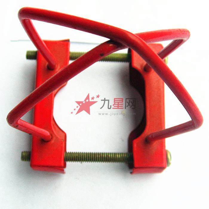 伸缩型喷头内部结构图