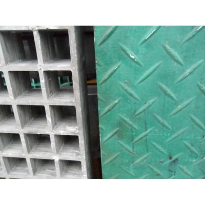 花纹板玻璃钢格栅 防滑盖板