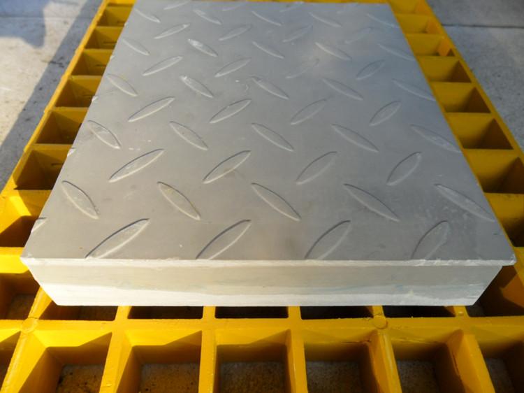 厂家直销优质防滑花纹盖板