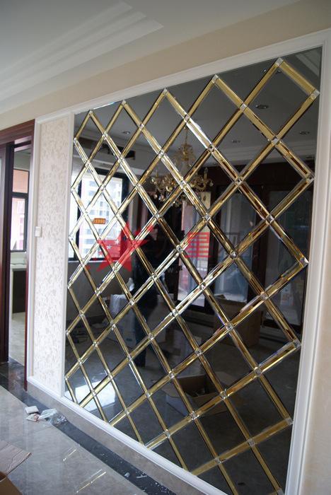 钢化拼接玻璃 正方形