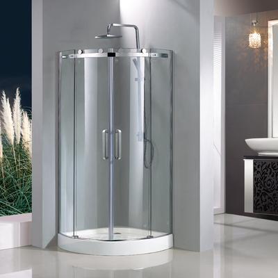 淋浴房系列 半圆形/扇形淋浴房 > 喜马拉雅 淋浴房 hc-249c