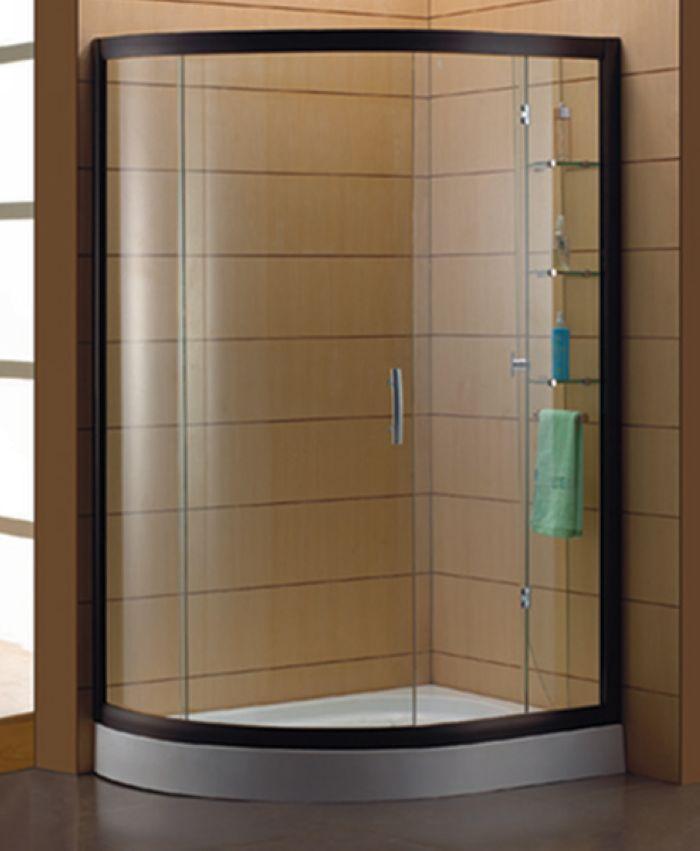 沐浴房 半圆/扇形淋浴房 > 慧青 淋浴房 法贝 f51   参考价