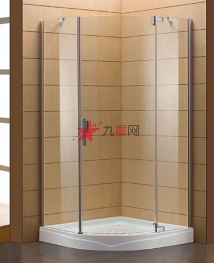 沐浴房 半圆/扇形淋浴房 > 慧青 淋浴房 海伦 d33