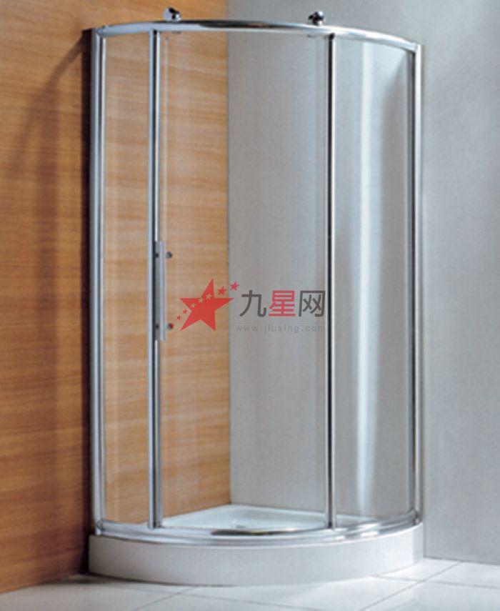 淋浴房系列 半圆形/扇形淋浴房 > 慧青 淋浴房 金莎 e43   品牌: 慧青