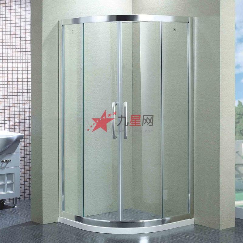 淋浴房系列 半圆形 扇形淋浴房