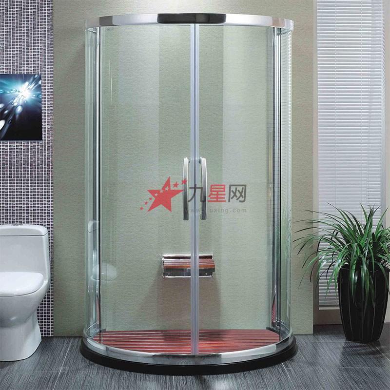 沐浴房 全圆形淋浴房 > 广东中山玛莎防爆淋浴房/全弧型推拉门/r8202